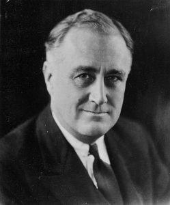 Франклин Рузвель - семейное образование