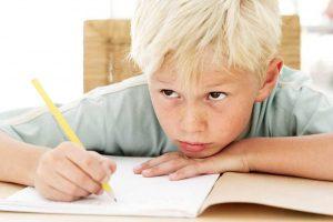 Как научить ребенка писать, или работа в прописях