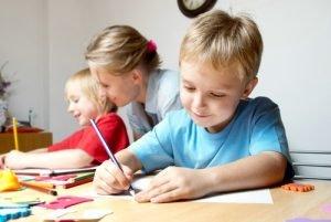 Семейное образование в начальной школе