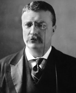 Теодор Рузвельт. Известные люди, получившие семейное образование