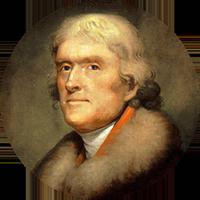 Томас Джефферсон. Известные люди, получившие семейное образование
