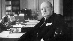 Уинстон Черчилль. Известные люди, получившие семейное образование