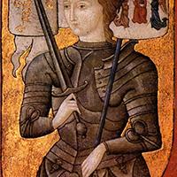 Жанна д Арк. Известные люди, получившие семейное образование